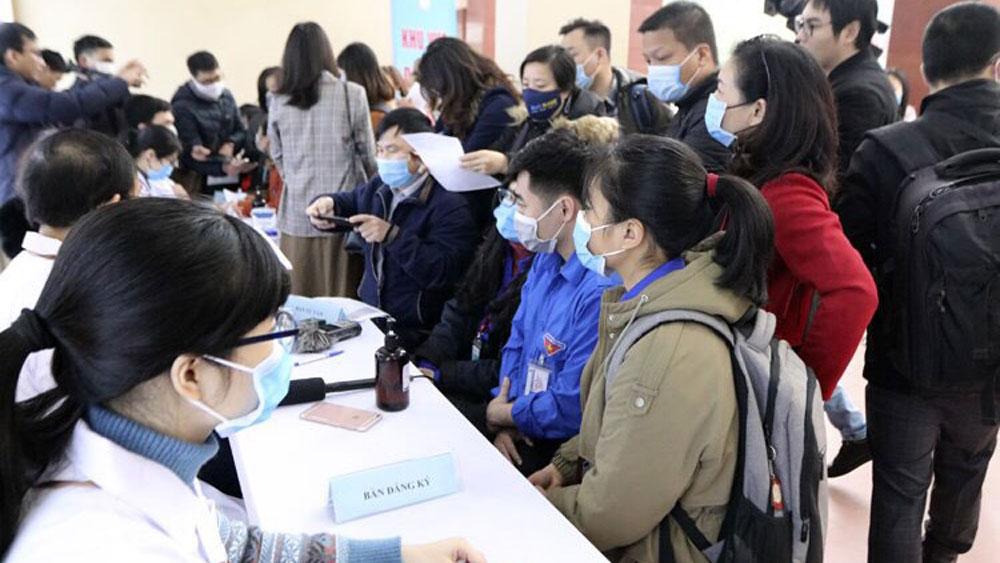 Ngày 21/1, Việt Nam có thêm 2 ca mắc mới Covid-19