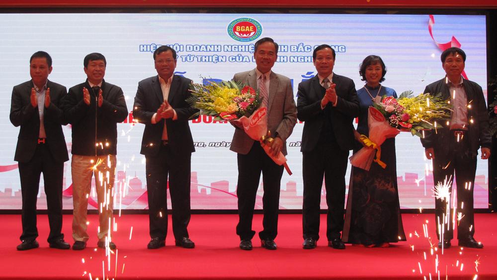 Ra mắt Quỹ Từ thiện của doanh nghiệp tỉnh