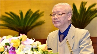 General election - A chance to exercise people's right to mastery: Top leader