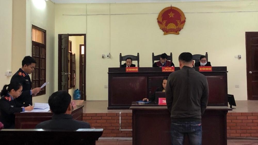 Bắc Giang: Hầu toà vì giả danh cán bộ công an lừa đảo chiếm đoạt tài sản