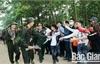 Hiệp Hòa (Bắc Giang) biểu dương 179 công dân tình nguyện viết đơn nhập ngũ năm 2021