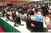 1.587 đại biểu về dự Đại hội XIII của Đảng, đông nhất trong 13 kỳ đại hội