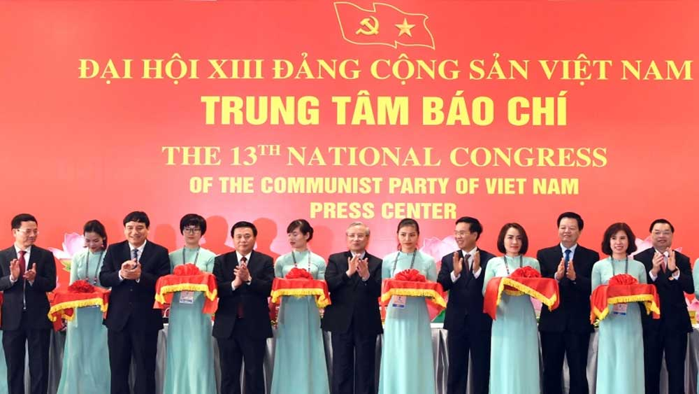 Record number of delegates, 13th National Party Congress, Hà Nội