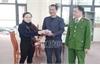 Công an xã Tân Tiến (TP Bắc Giang) trao trả 30 triệu đồng cho người đánh rơi