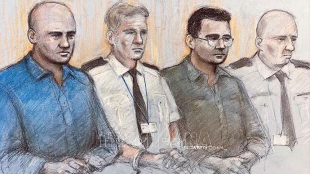 Vụ 39 thi thể trong xe tải ở Anh: Tòa tuyên án các bị cáo tổng cộng 78 năm tù giam
