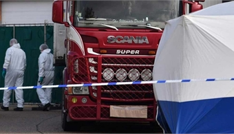 Seven jailed over Vietnamese lorry deaths