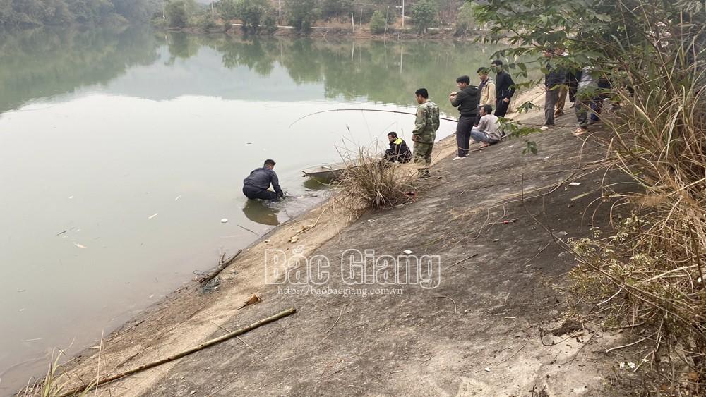 Lục Ngạn: Một học sinh lớp 4 tử vong do đuối nước