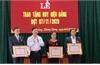 Bắc Giang: Trao tặng Huy hiệu Đảng cho 872 đảng viên