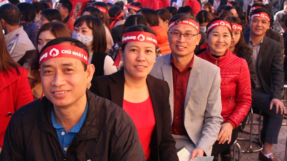 Bắc Giang, hiến máu tình nguyện, phát động, Lễ hội Xuân hồng, đồng chí Mai Sơn