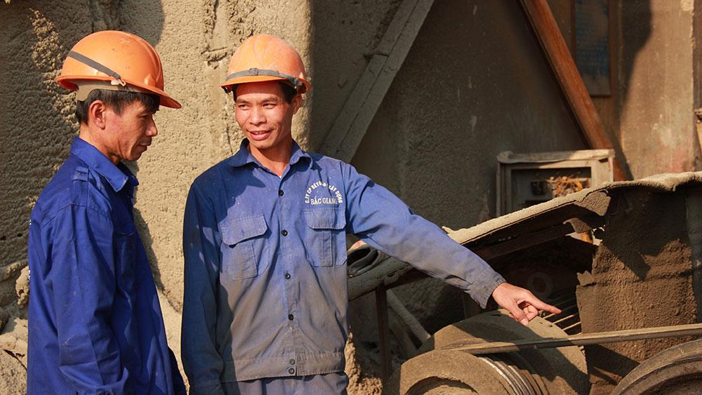 Phong trào thi đua ngành xây dựng Bắc Giang: Khích lệ sáng tạo, nâng cao năng suất lao động