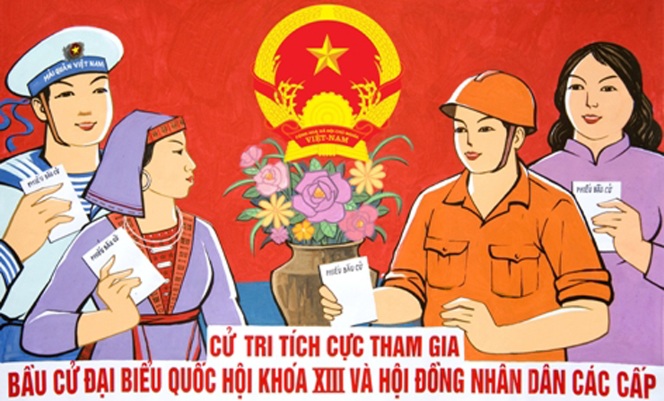 Ban Thường vụ Tỉnh ủy Bắc Giang chỉ thị: Tổ chức thành công cuộc bầu cử ĐBQH và HĐND các cấp nhiệm kỳ 2021-2026