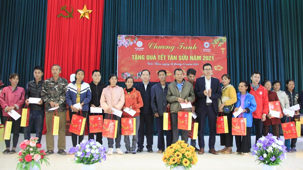 Bắc Giang, Sơn Động, Đại Sơn, Giáo Liêm, quà tết, hộ nghèo