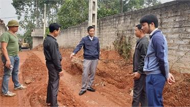 Luân chuyển cán bộ huyện về cơ sở ở Lạng Giang: Cơ hội rèn luyện, khẳng định bản thân