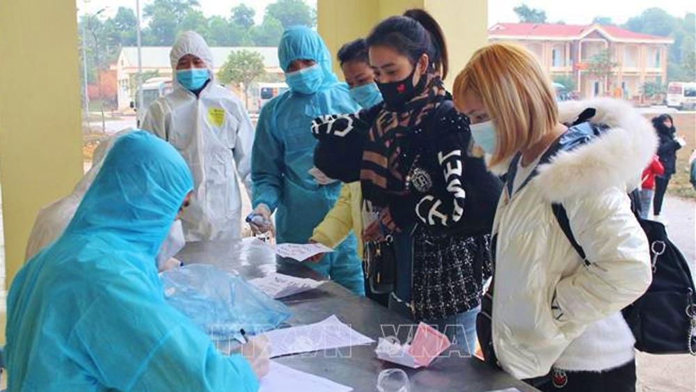 Ngày 25/1, Việt Nam có thêm một ca nhập cảnh mắc Covid-19, được cách ly ngay