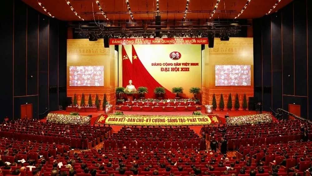 13th Party Congress, documents, a plenary session