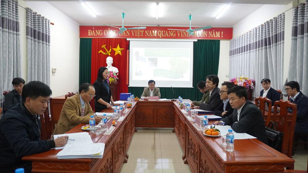 Bắc Giang: Nâng cao hiệu quả quản lý, giám sát tài nguyên rừng bằng công nghệ viễn thám