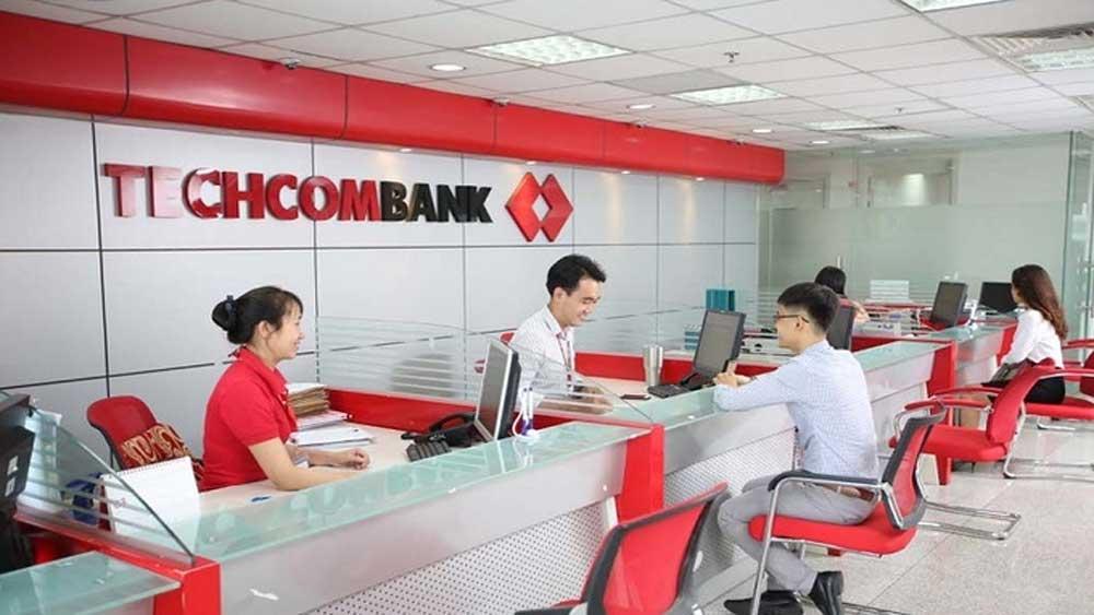 Techcombank profits , Vietnam's largest private lender,