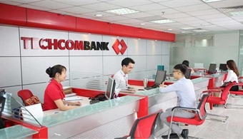 Techcombank profits sharply up