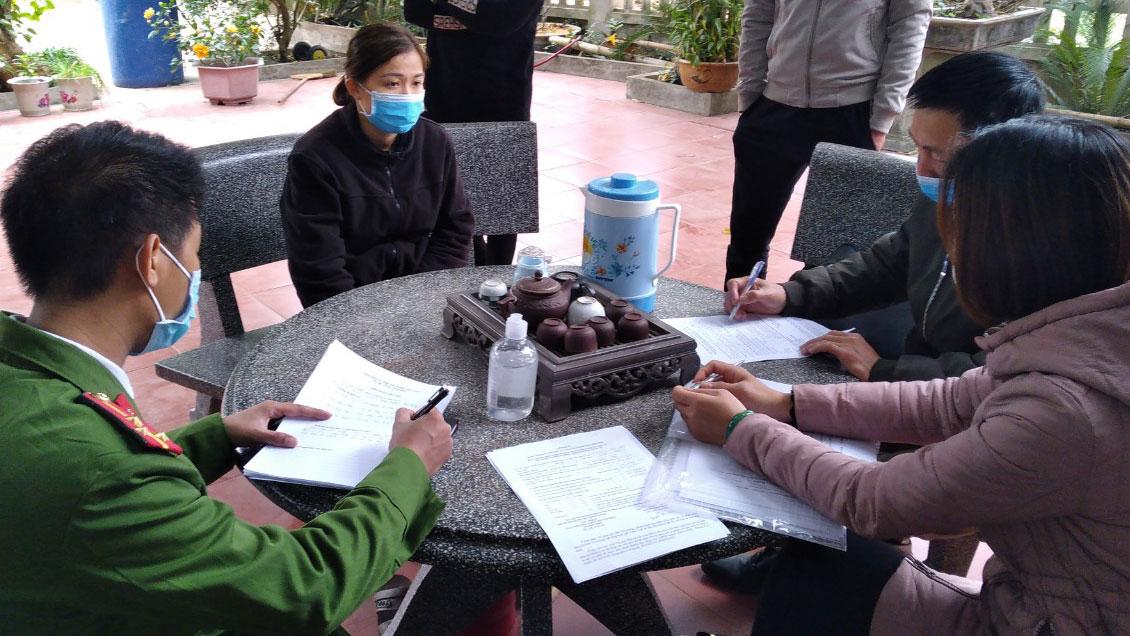 Lạng Giang (Bắc Giang): 72 trường hợp đi từ Hải Dương, Quảng Ninh về địa phương đều khai báo y tế