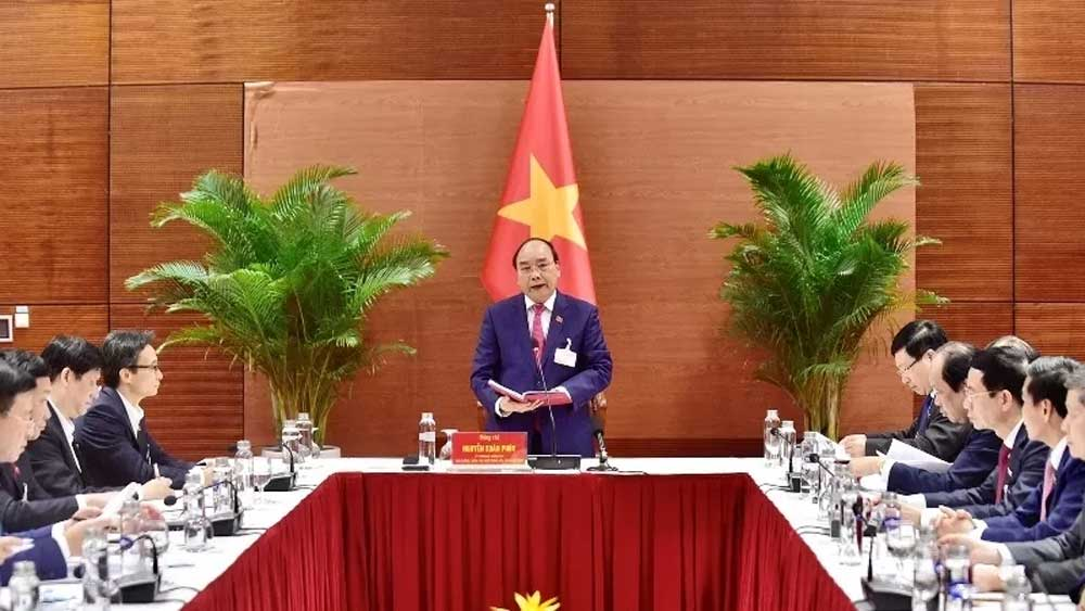 PM, COVID-19 outbreaks, lunar New Year