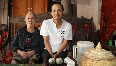 Người đàn ông chuyên thu gom phế liệu ở TP Bắc Giang trả lại sổ đỏ và 9 triệu đồng nhặt được