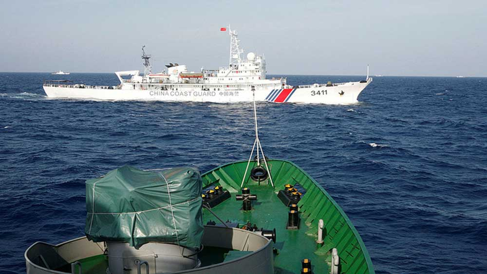 Vietnam calls out China's new coast guard law