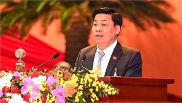 Đồng chí Dương Văn Thái, Bí thư Tỉnh ủy, Chủ tịch HĐND tỉnh Bắc Giang trúng cử vào BCH T.Ư Đảng khóa XIII