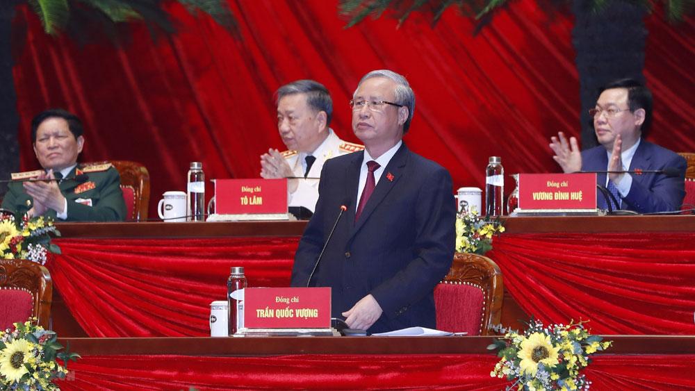 Công bố danh sách Ban Chấp hành Trung ương Đảng khóa XIII