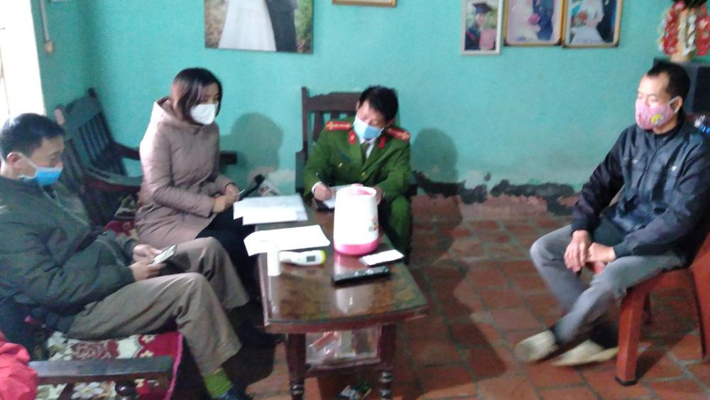 Lạng Giang: Cách ly tại nhà 254 trường hợp về từ Hải Dương và Quảng Ninh