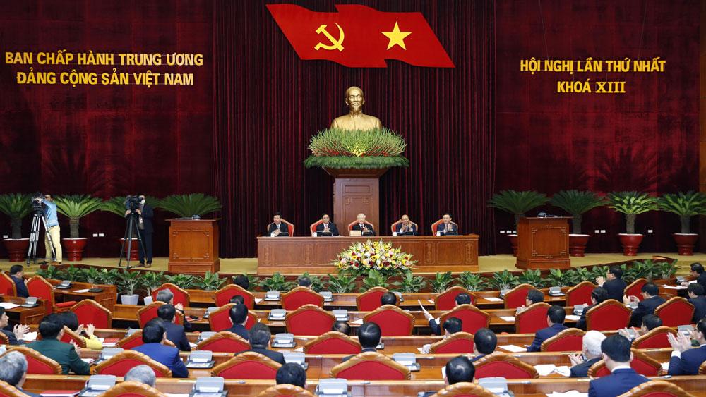 Chân dung 5 đồng chí Bí thư T.Ư Đảng khóa XIII được bầu tại Hội nghị lần thứ Nhất, BCH T.Ư Đảng
