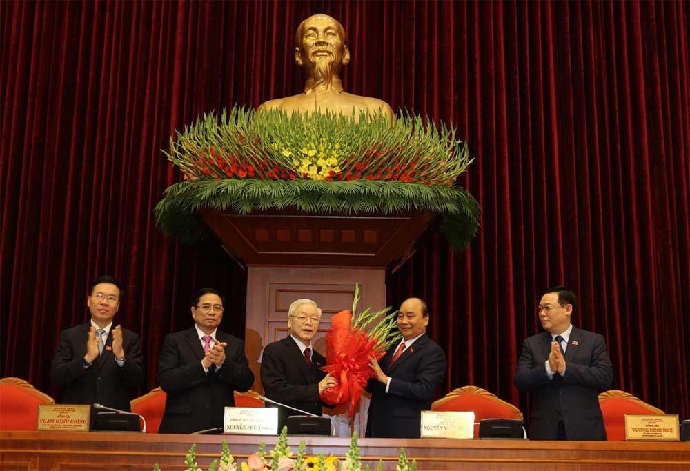 Nguyen Phu Trong, Party General Secretary