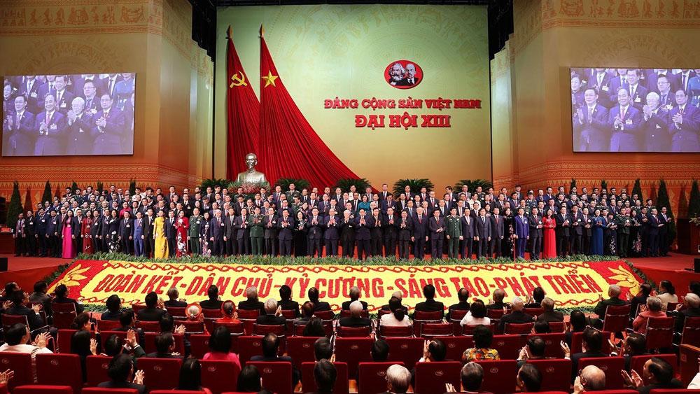 Đại hội XIII của Đảng: Ra mắt Ban Chấp hành Trung ương Đảng khóa XIII
