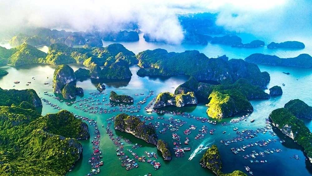 Ha Long Bay,Cat Ba Archipelago, world heritage recognition