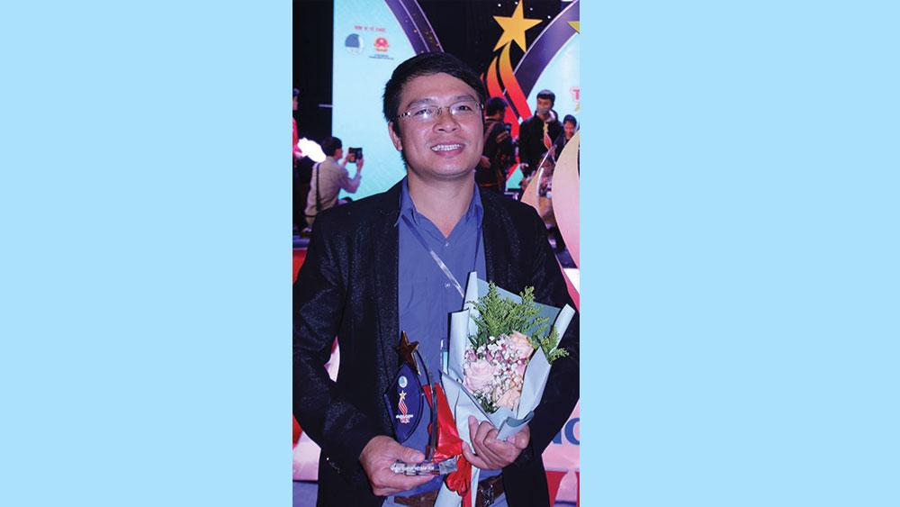 Anh Nguyễn Văn Quyết, thị trấn Tân An (Yên Dũng): Vượt qua khuyết tật, khởi nghiệp thành công