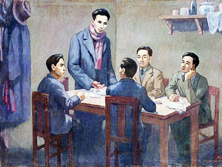 Vai trò của lãnh tụ Nguyễn Ái Quốc, Hội nghị hợp nhất , Đảng Cộng sản Việt Nam,
