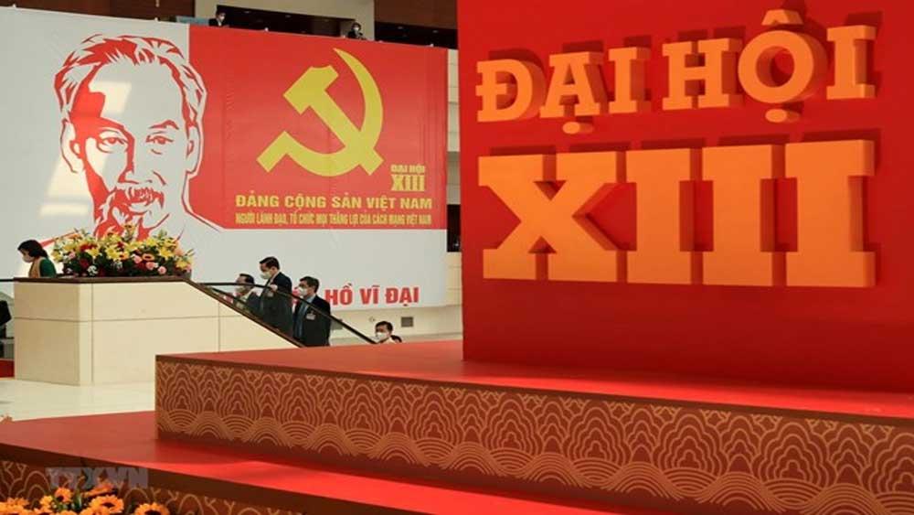 Kỷ niệm 91 năm Ngày thành lập Đảng: Mở ra tương lai tươi sáng cho dân tộc Việt Nam