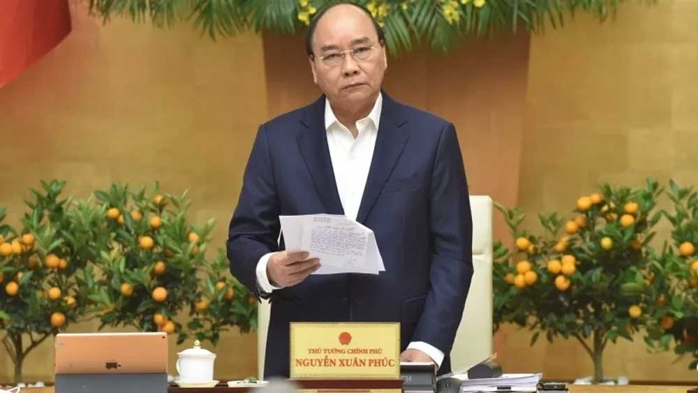 Government, Covid-19 outbreaks, care for people, during Tet