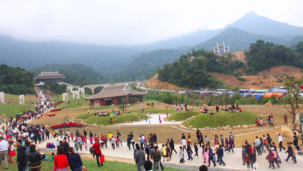 Tây Yên Tử, Bắc Giang, chùa Vĩnh Nghiêm