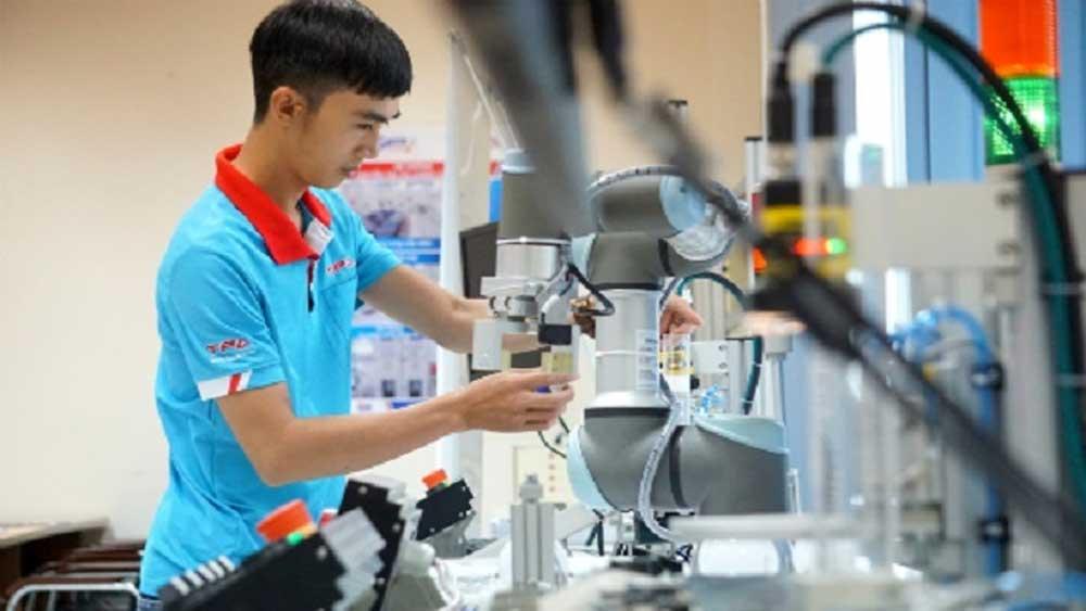 Vietnam, Bloomberg, innovative economy index