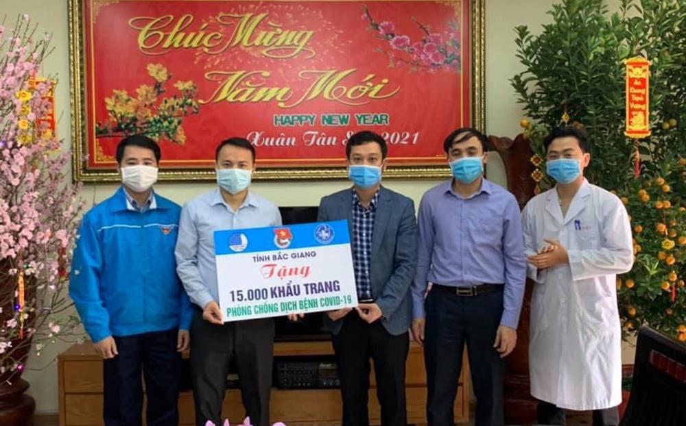 Bắc Giang, tuổi trẻ Bắc Giang, phòng chống dịch bệnh Covid-19