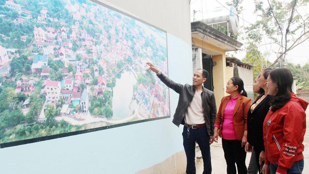 Hiệp Hòa, Bắc Giang, vai trò nêu gương, đảng viên