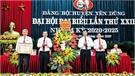 Yên Dũng: Những dấu ấn trong năm đại hội đảng bộ các cấp