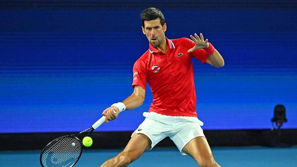 Novak Djokovic,ATP Cup