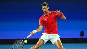 Djokovic không cứu nổi Serbia ở ATP Cup