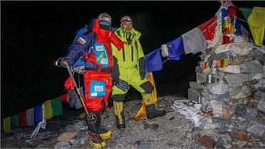 Nhà leo núi Bulgaria tử nạn trên đường chinh phục đỉnh K2