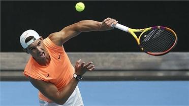 Nadal ra quân tại Australia Mở rộng hôm nay