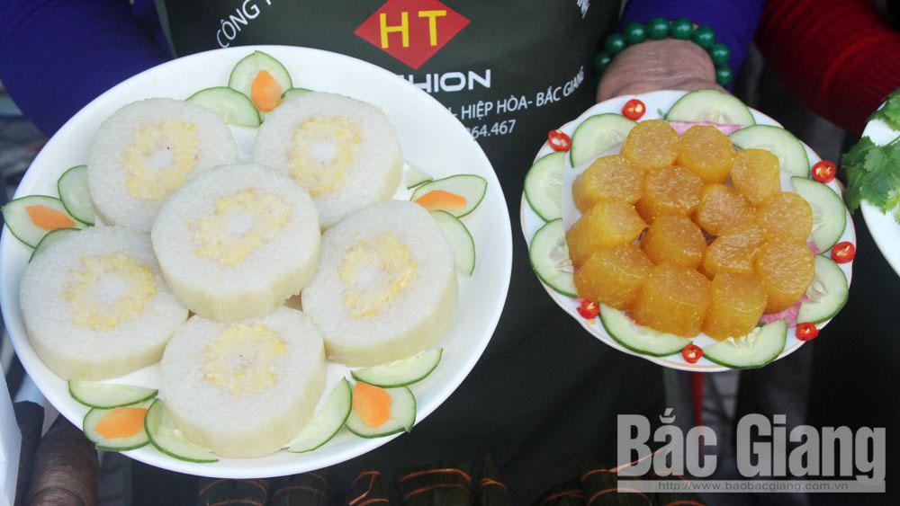 Bắc Giang: Bánh chưng Vân đắt khách