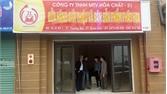 Bắc Giang có một điểm bán pháo hoa hợp pháp tại thị trấn Nham Biền