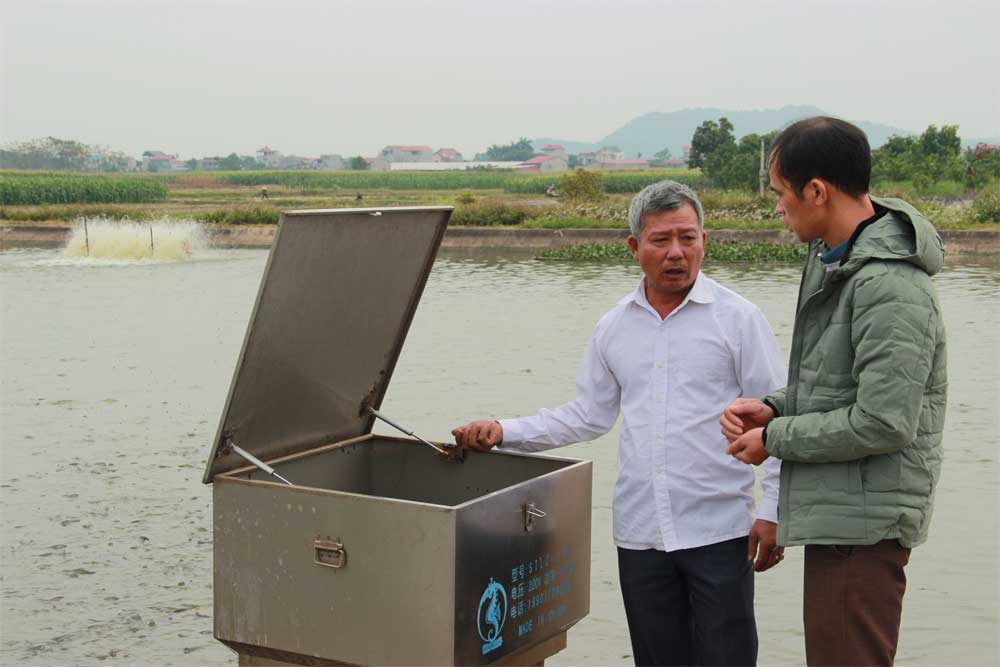 Bac Giang, successes, application of new technology