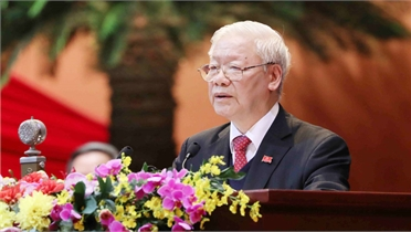 Tổng Bí thư, Chủ tịch nước Nguyễn Phú Trọng: Phát huy sức mạnh và ý chí vươn lên của dân tộc